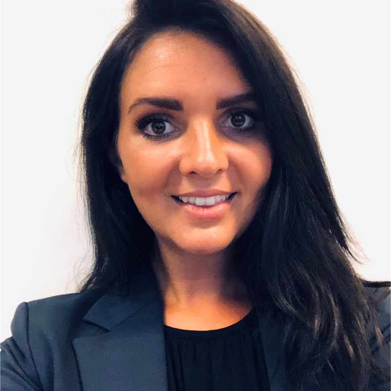 Emilie - key Account Manager in Secomea.